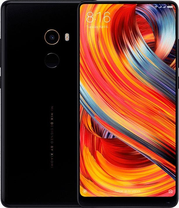 Xiaomi Mi Mix 2 Smartphone (15,2 cm/5,99 Zoll, 64 GB Speicherplatz, 12 MP Kamera)