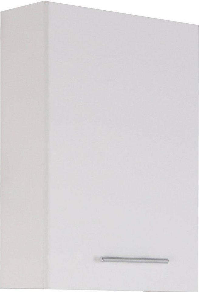 MARLIN Hängeschrank »Laos 3110« | Wohnzimmer > Schränke > Weitere Schränke | Weiß | Glas | MARLIN