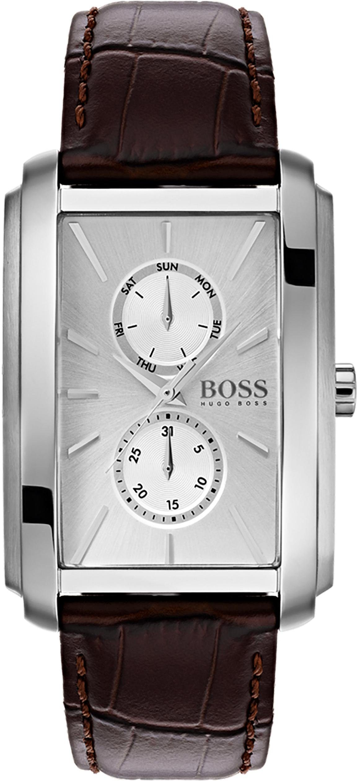 Boss Multifunktionsuhr »AMBITION CLASSIC, 1513592«