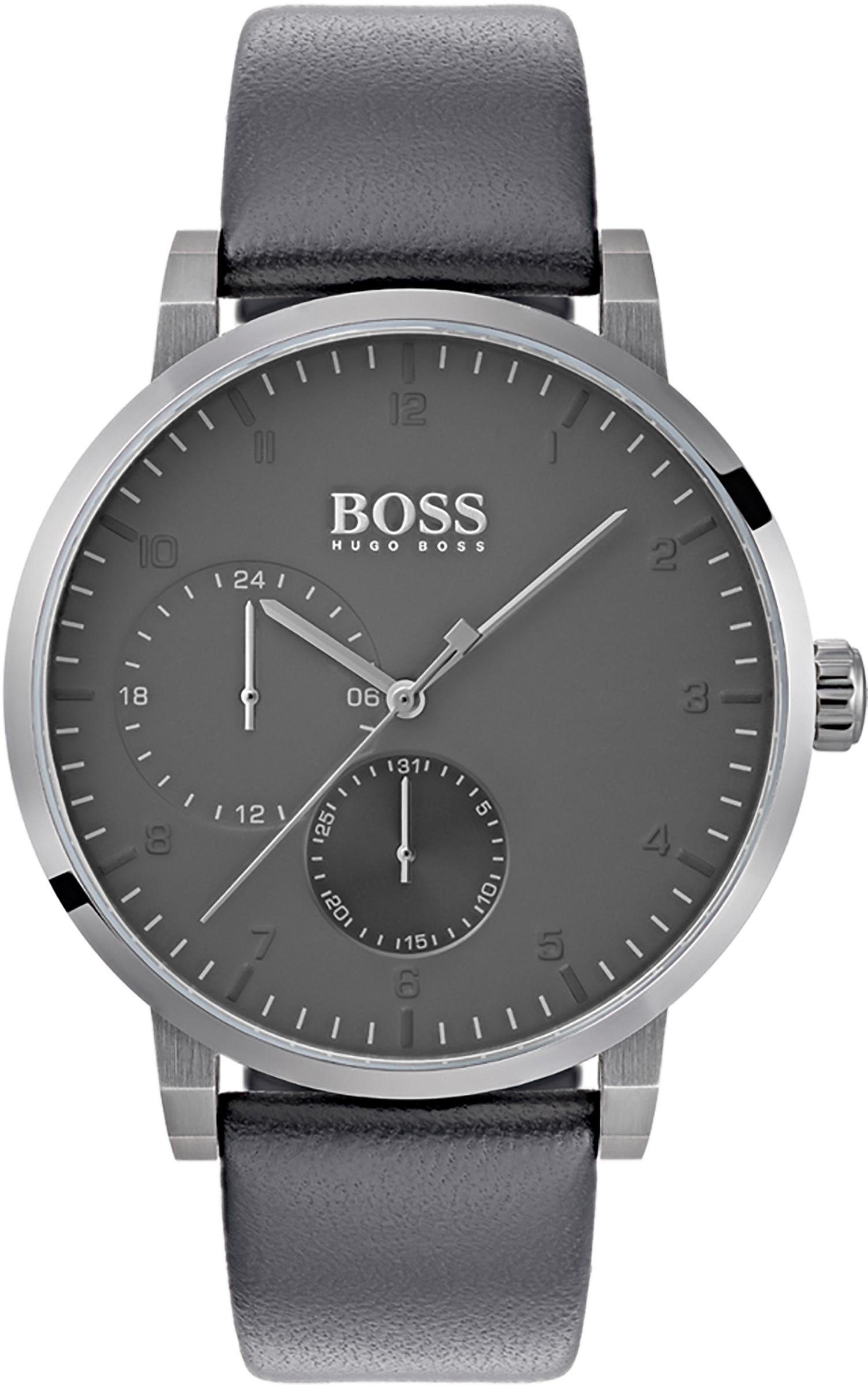 Boss Multifunktionsuhr »OXYGEN, 1513595«