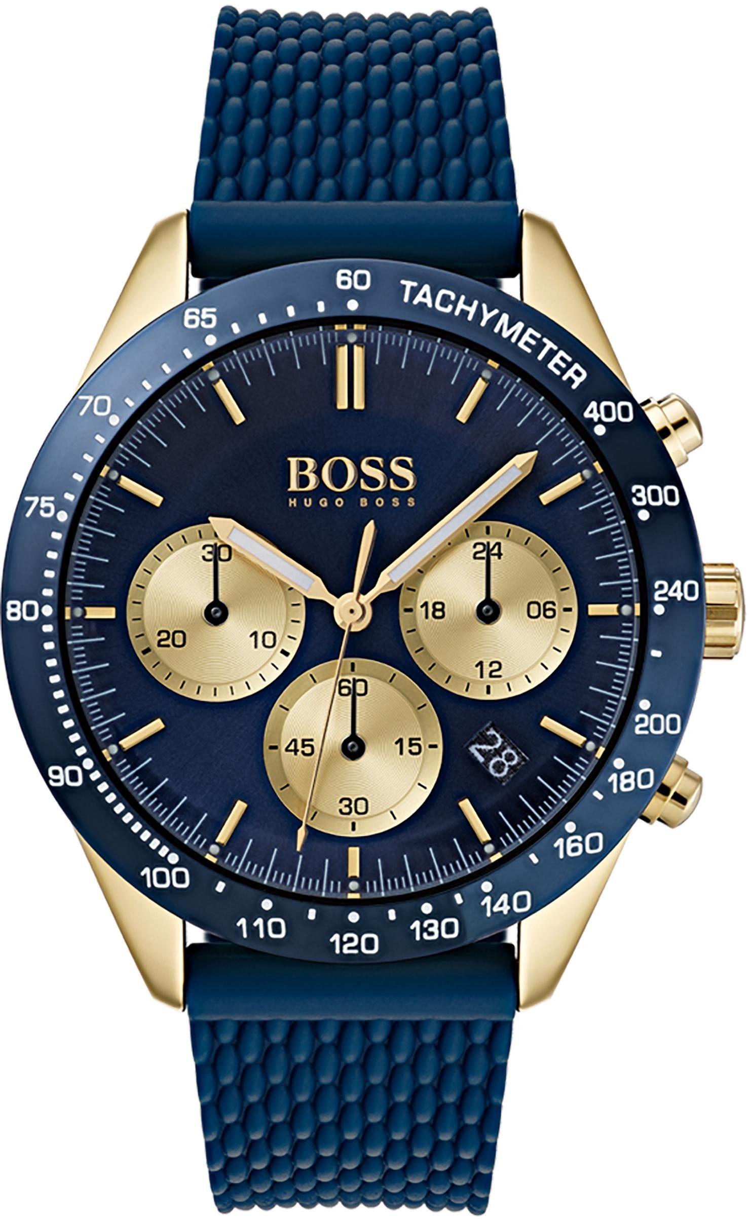 Boss Chronograph »TALENT, 1513600«