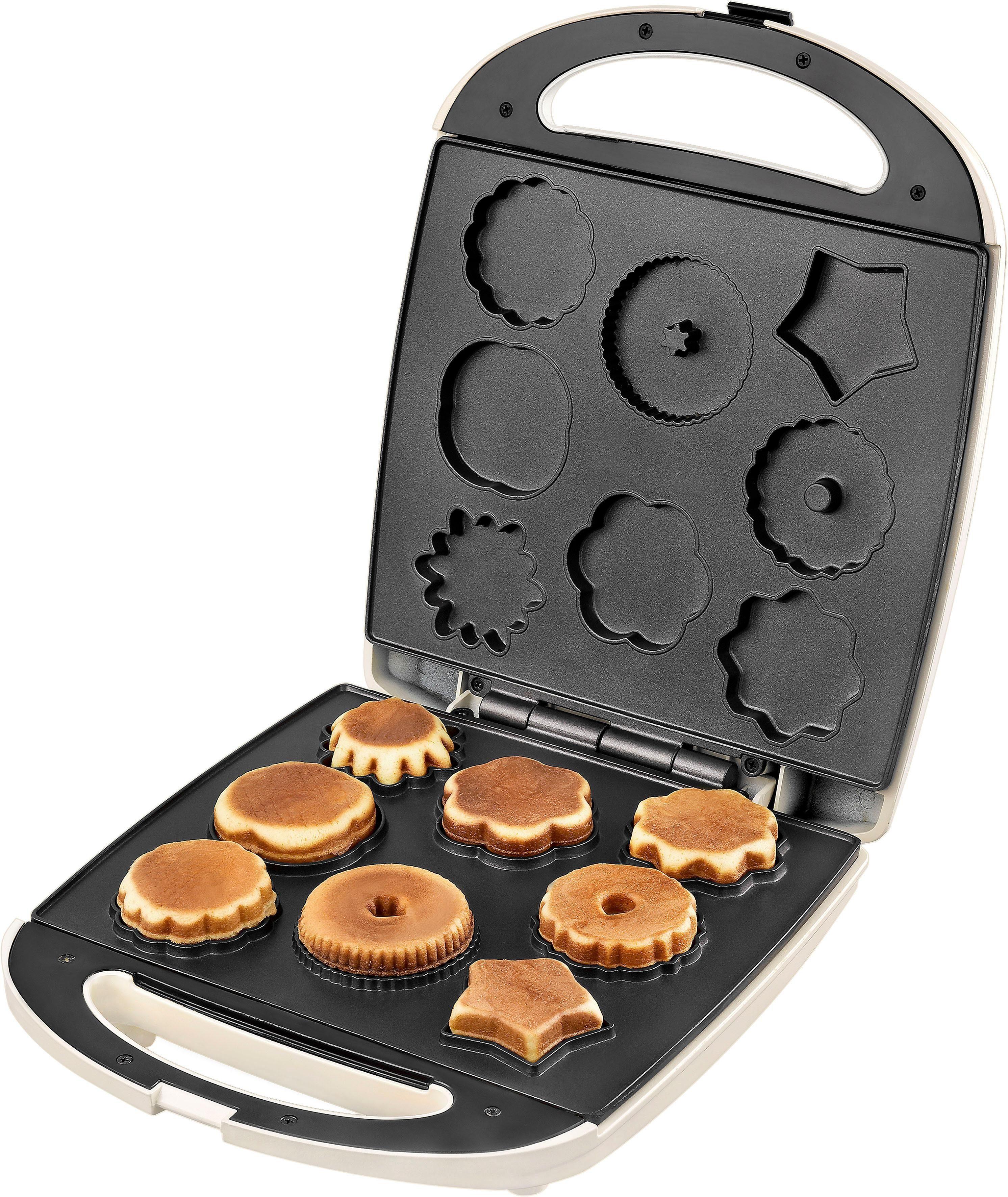 Team Kalorik Cupcake-Maker TKG CKM 1010 C, 1000 W