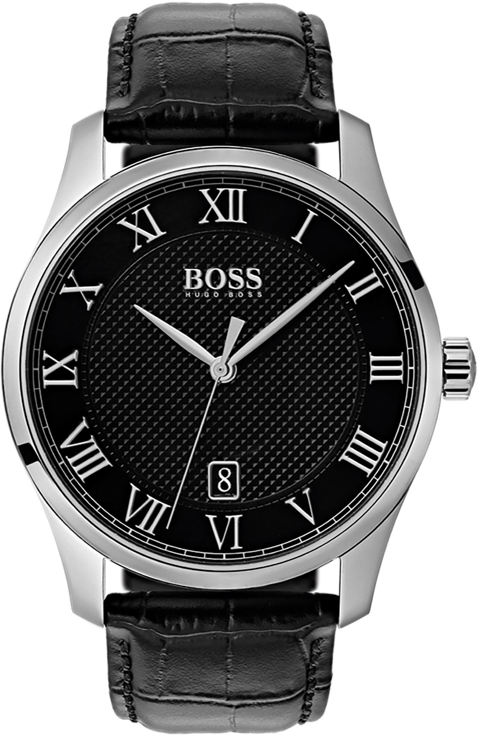 Boss Quarzuhr »MASTER, 1513585«