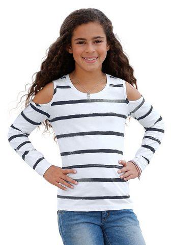 BUFFALO Marškinėliai ilgomis rankovėmis