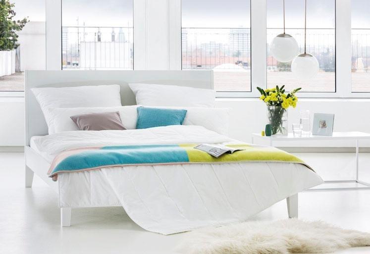 baumwollbettdecke famous centa star normal bezug 100 baumwolle 1 tlg ganzjahresbett. Black Bedroom Furniture Sets. Home Design Ideas
