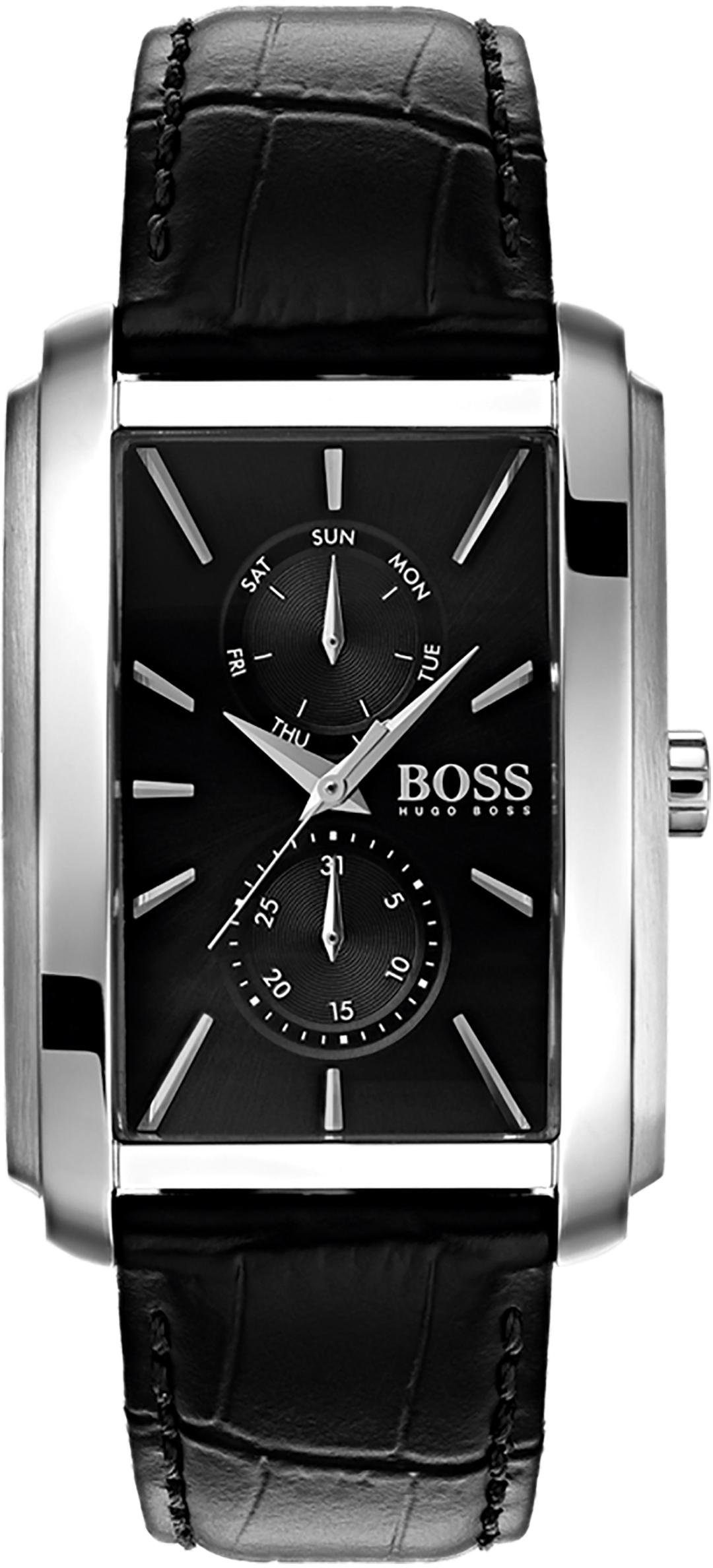 Boss Multifunktionsuhr »AMBITION CLASSIC, 1513591«