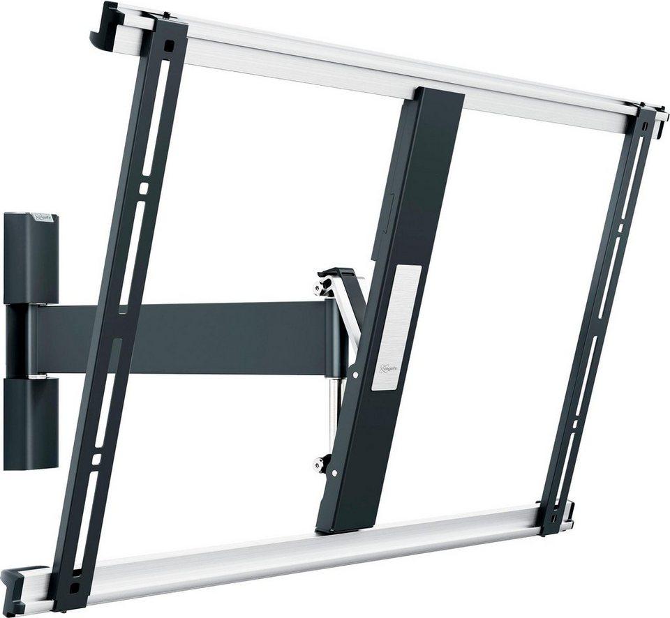 vogel 39 s tv wandhalterung thin 525 schwenkbar f r 102 165 cm 40 65 zoll fernseher vesa. Black Bedroom Furniture Sets. Home Design Ideas