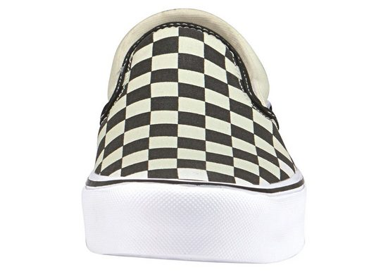 on Vans »checkerboard Lite« Sneaker Slip H4x1xqnOX