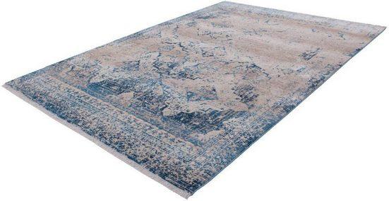 Teppich »Antigua 500«, Arte Espina, rechteckig, Höhe 8 mm, Besonders weich durch Microfaser