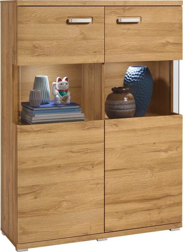 set one by Musterring Highboard »madison«, Breite 100 cm