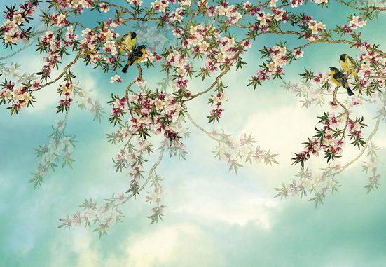 Fototapete »Sakura«, naturalistisch