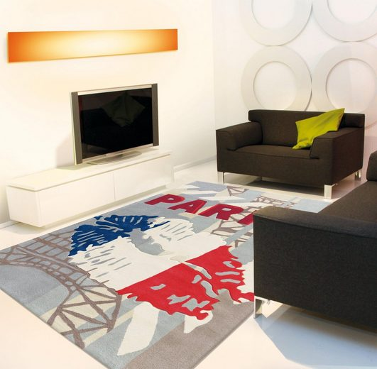 Teppich »Joy 4203«  Arte Espina  rechteckig  Höhe 16 mm