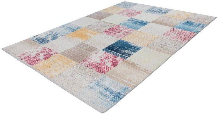 Teppich »Antigua 600«, Arte Espina, rechteckig, Höhe 8 mm, Besonders weich durch Microfaser