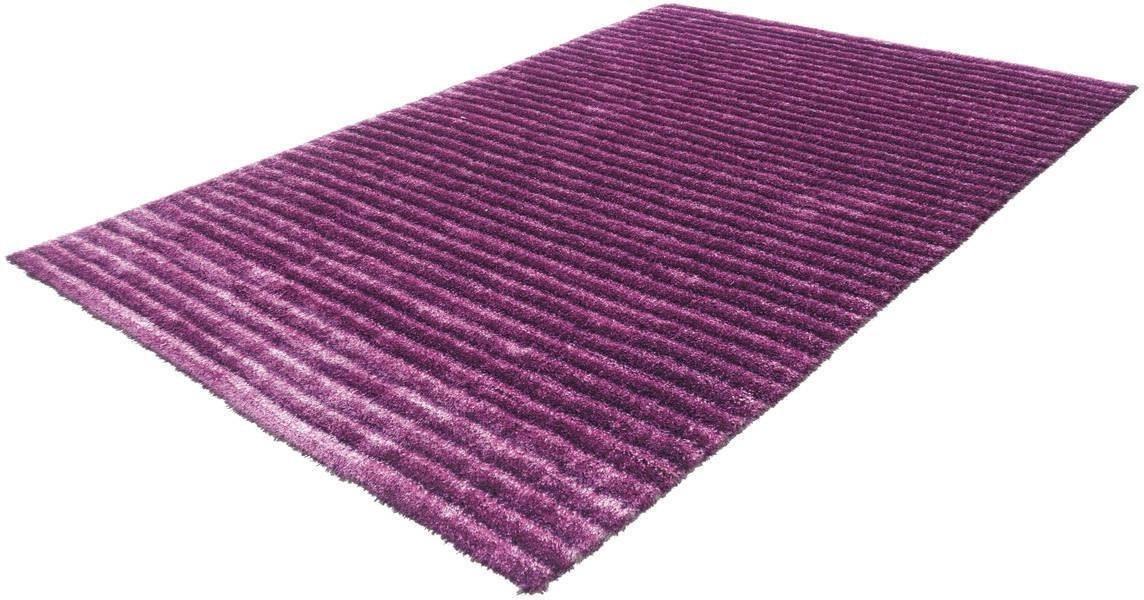 Hochflor-Teppich »Felicia 200«, , rechteckig, Höhe 30 mm, Besonders weich durch Microfaser