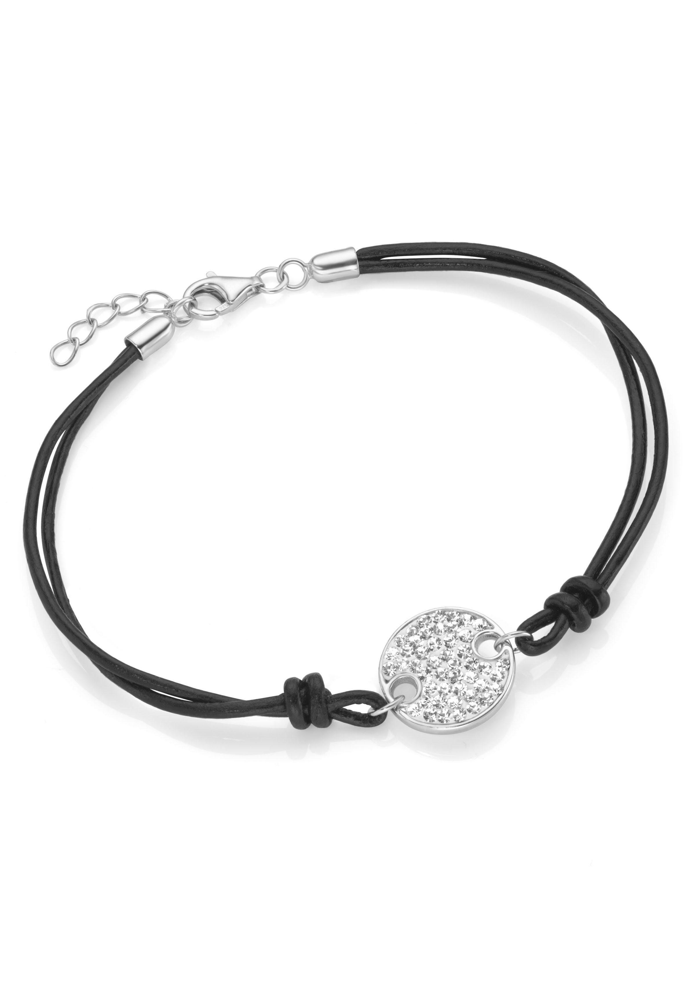 Firetti Armband mit Kristallsteinen