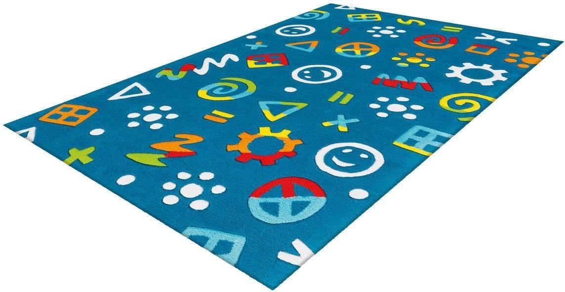Kinderteppich »Spirit 3146«, Arte Espina, rechteckig, Höhe 17 mm