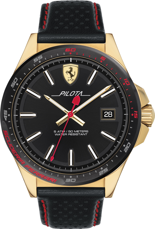 Scuderia Ferrari Quarzuhr »PILOTA, 0830490«