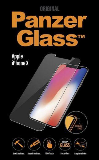 PanzerGlass Schutzglas »für Apple iPhone X/XS«