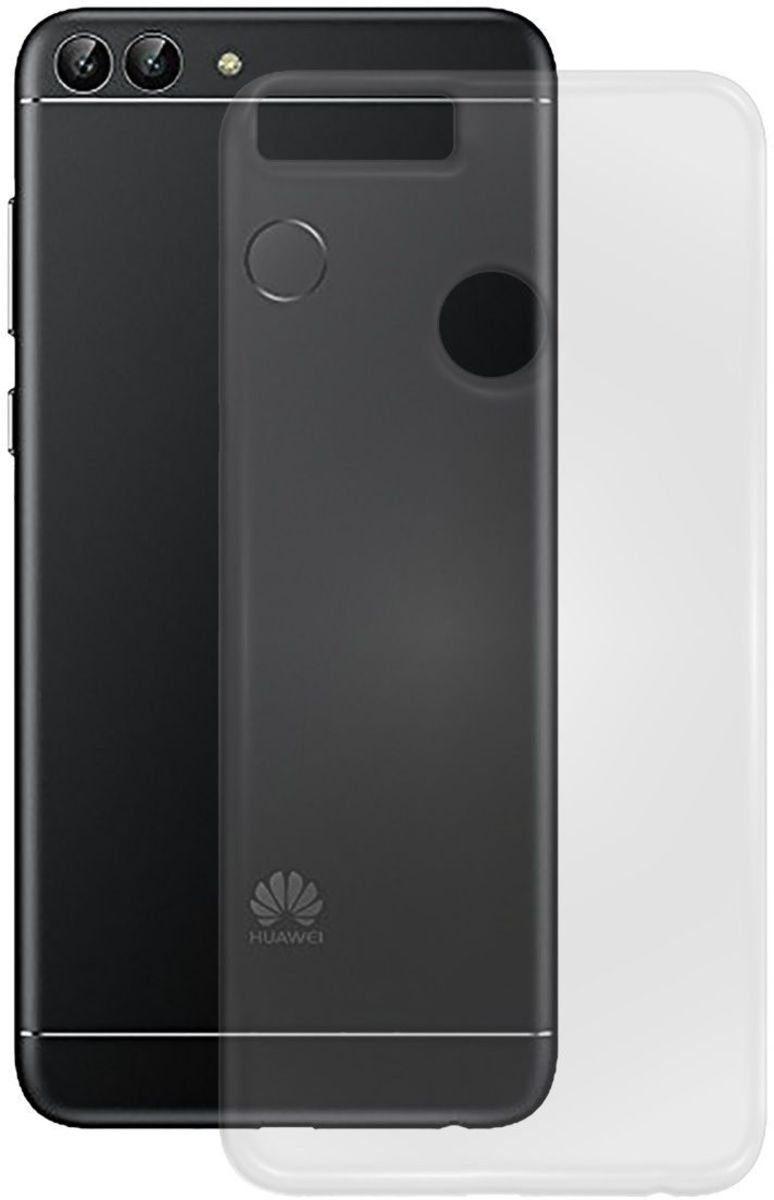 PEDEA Handytasche »Soft TPU Case für Huawei P Smart«