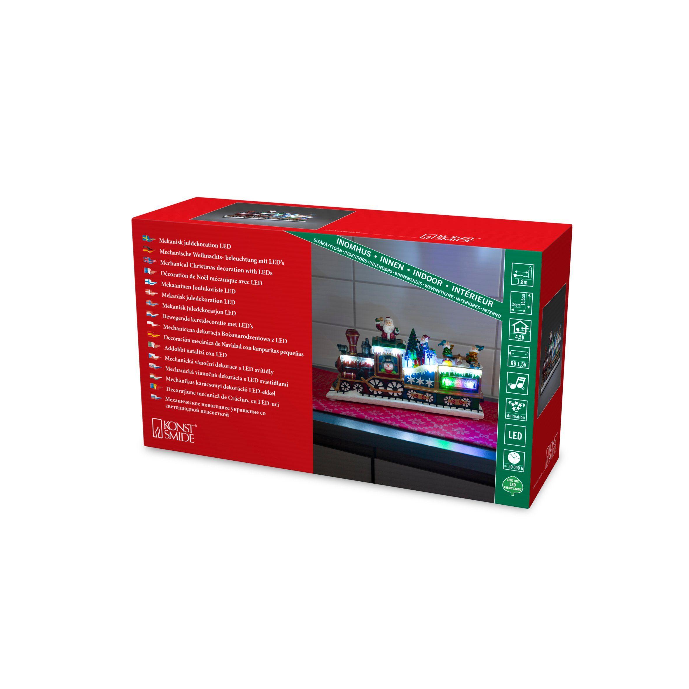 Konstsmide LED Szenerie Weihnachts-Express