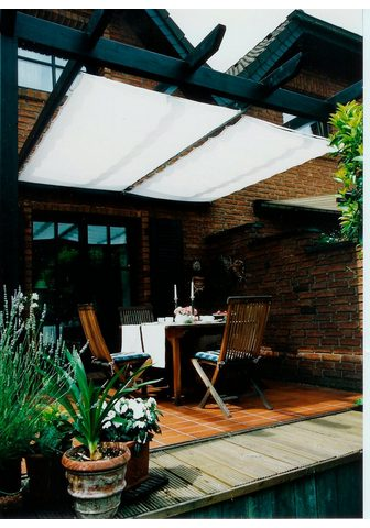 FLORACORD Tentas nuo saulės BxL: 330x140 cm weiß...