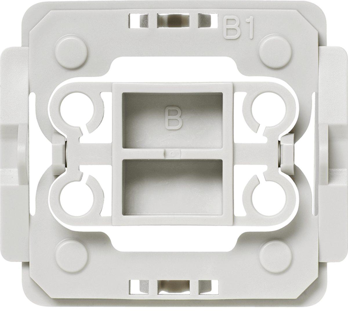HomeMatic Smart Home Zubehör »Adapter Set Berker 1«