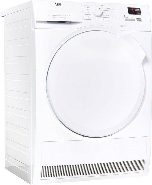 AEG Wärmepumpentrockner Serie 7000 T7DBZ4680, 8 kg | Bad > Waschmaschinen und Trockner | AEG
