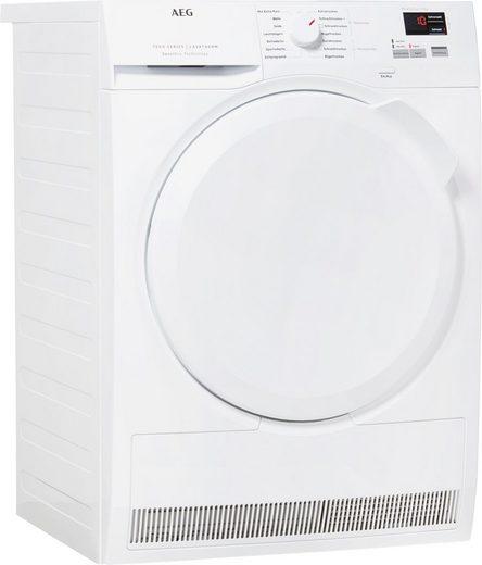 AEG Wärmepumpentrockner 7000 T7DB40470, 7 kg
