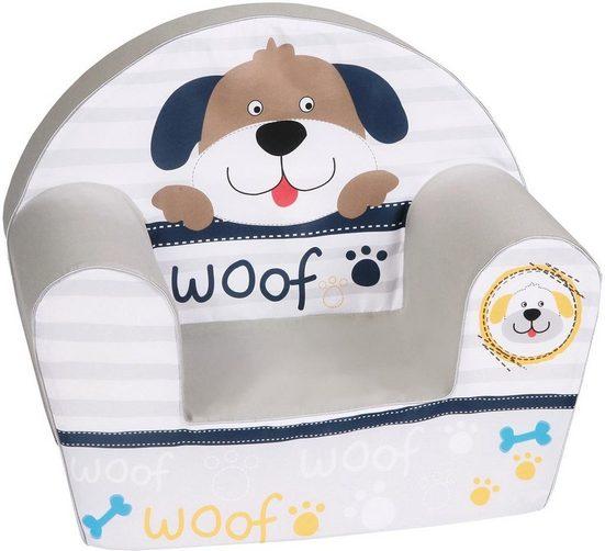 knorr toys Kindersessel, »Woof«