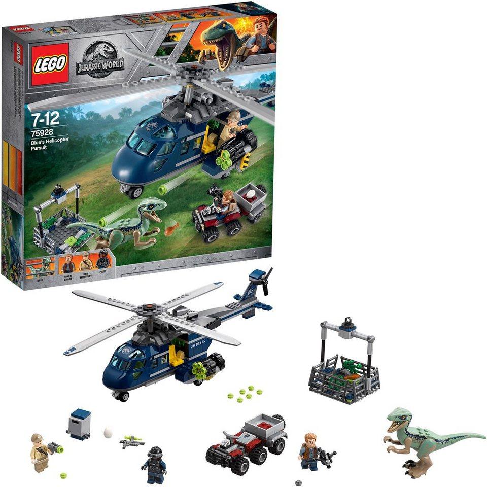 LEGO® Blau& 39;s Hubschrauber-Verfolgungsjagd (75928),  LEGO® Jurassic World™  online kaufen