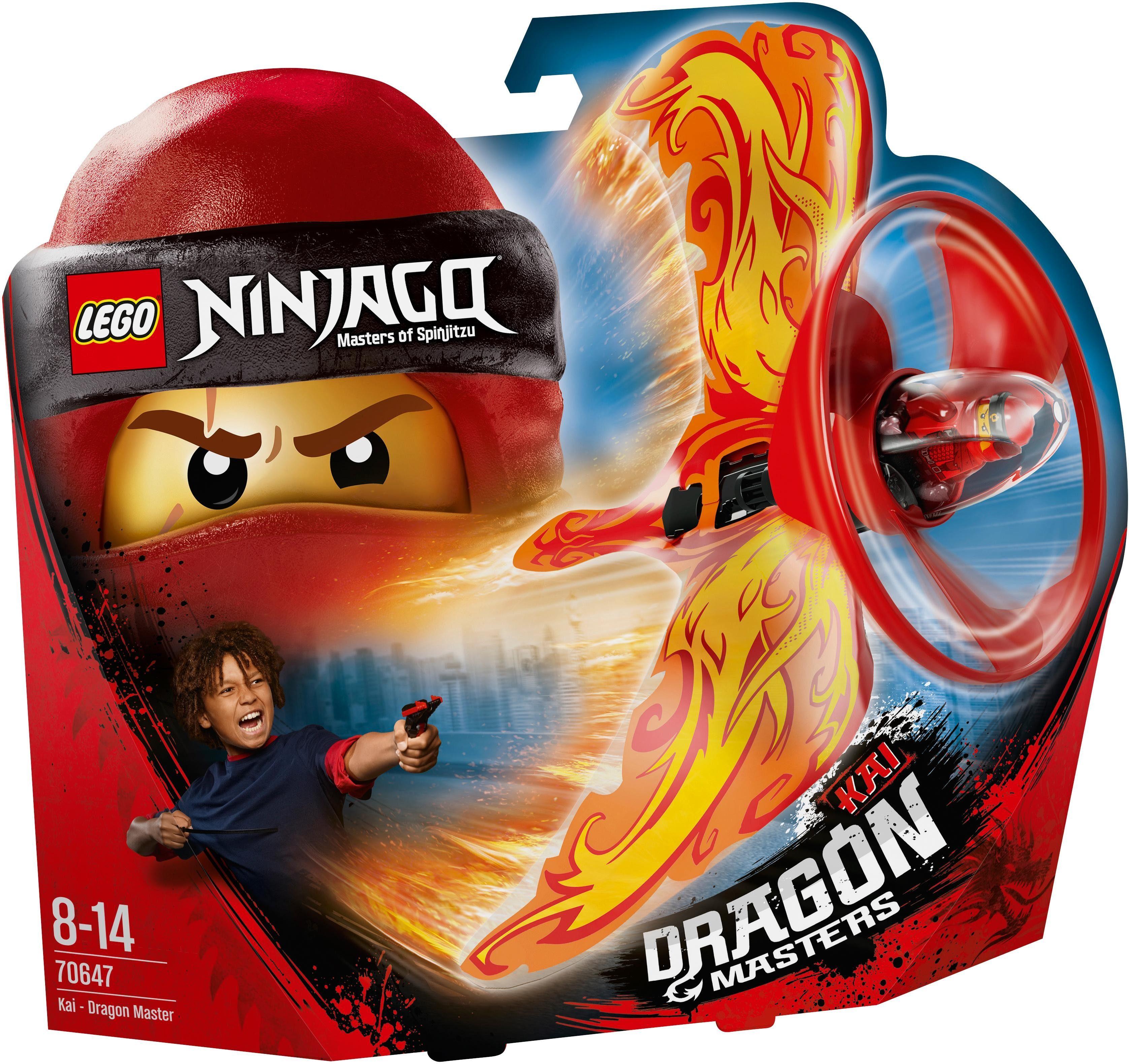 LEGO® Drachenmeister Kai (70647), »LEGO® NINJAGO®«