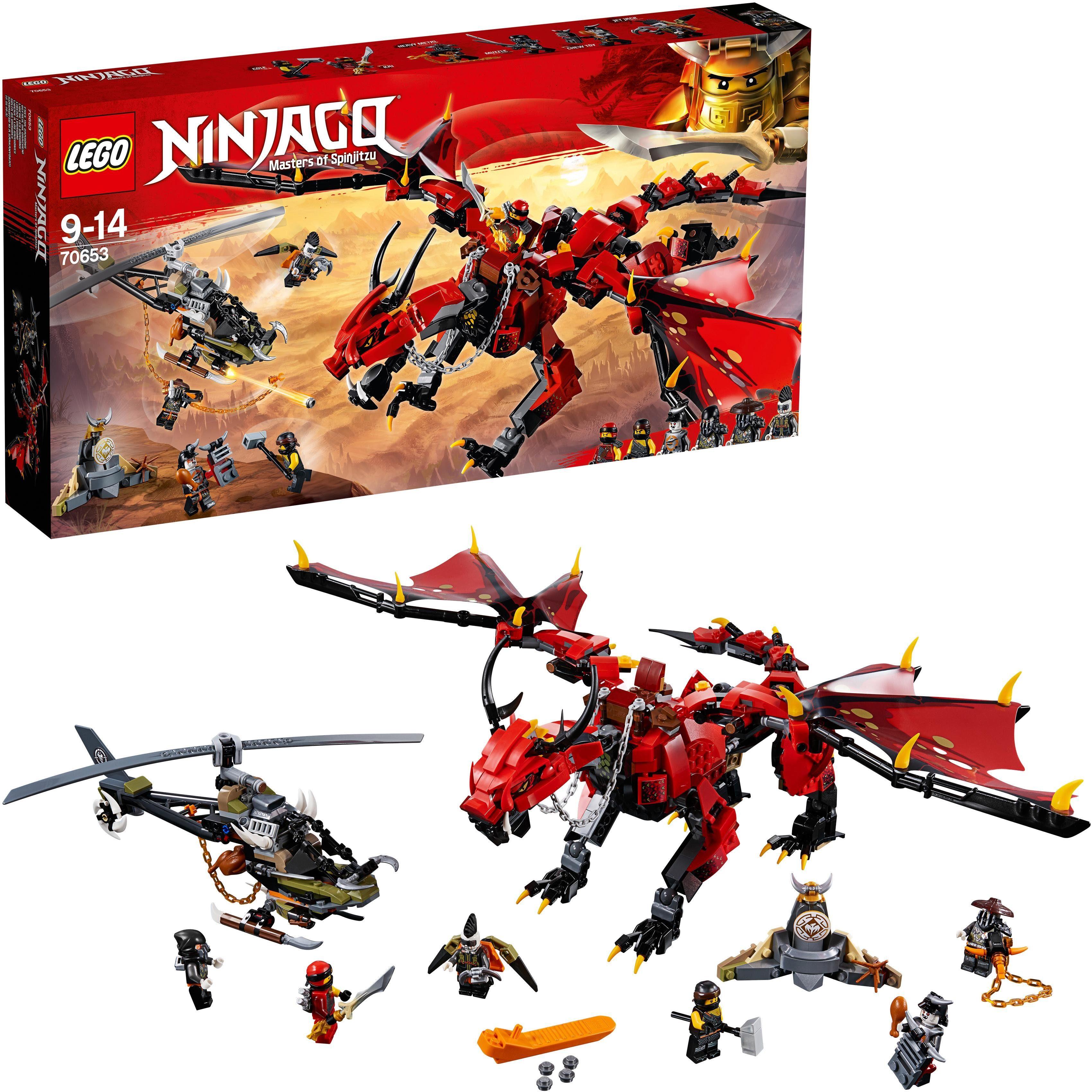 LEGO® Mutter der Drachen (70653), »LEGO® NINJAGO®«