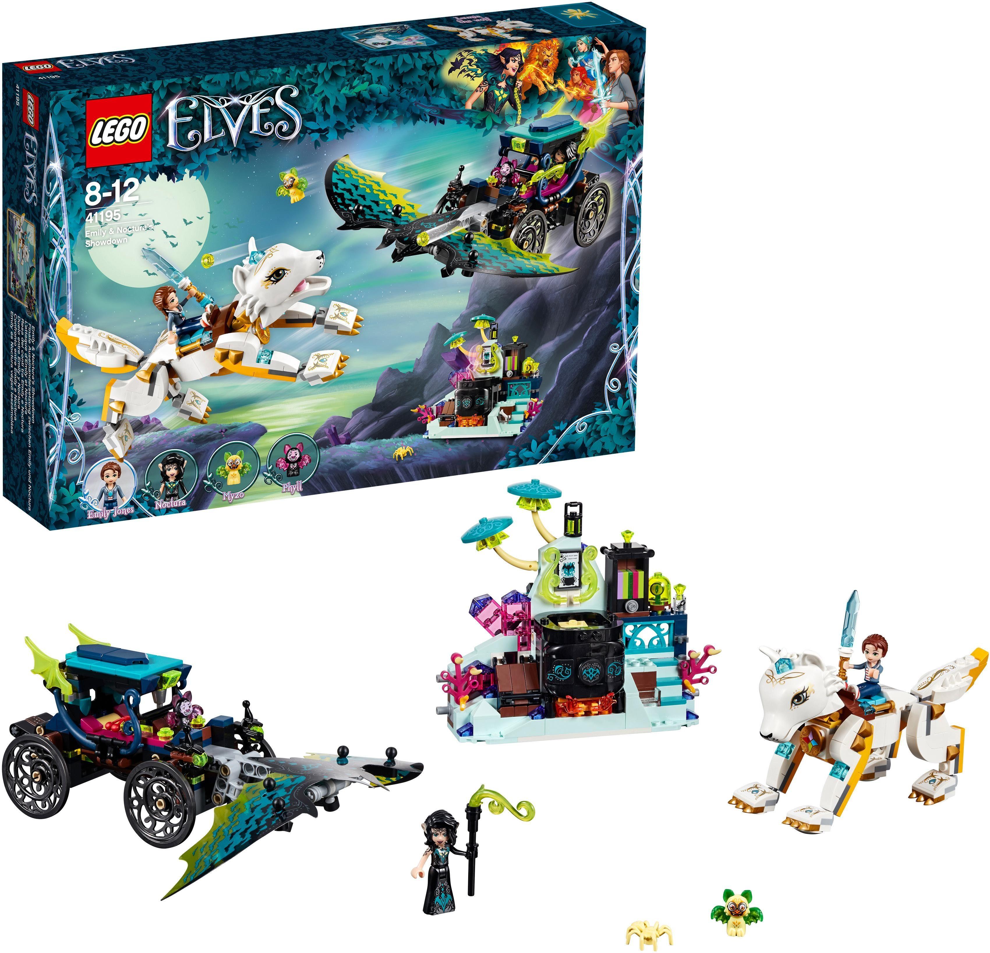 LEGO® Finale Auseinandersetzung zwischen Emily und Noctura (41195), »LEGO® Elves«