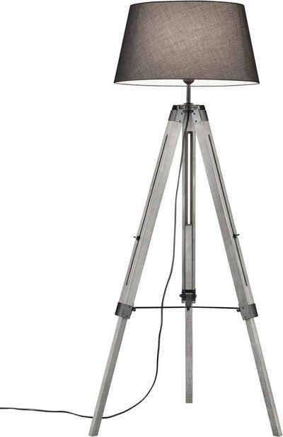 Stehlampe aus Holz kaufen » Stehleuchte mit Holzfuß | OTTO