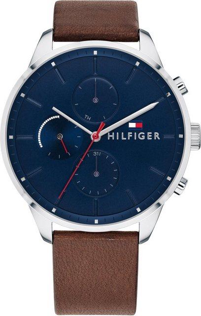 TOMMY HILFIGER Multifunktionsuhr »CASUAL, 1791487« | Uhren > Multifunktionsuhren | Tommy Hilfiger