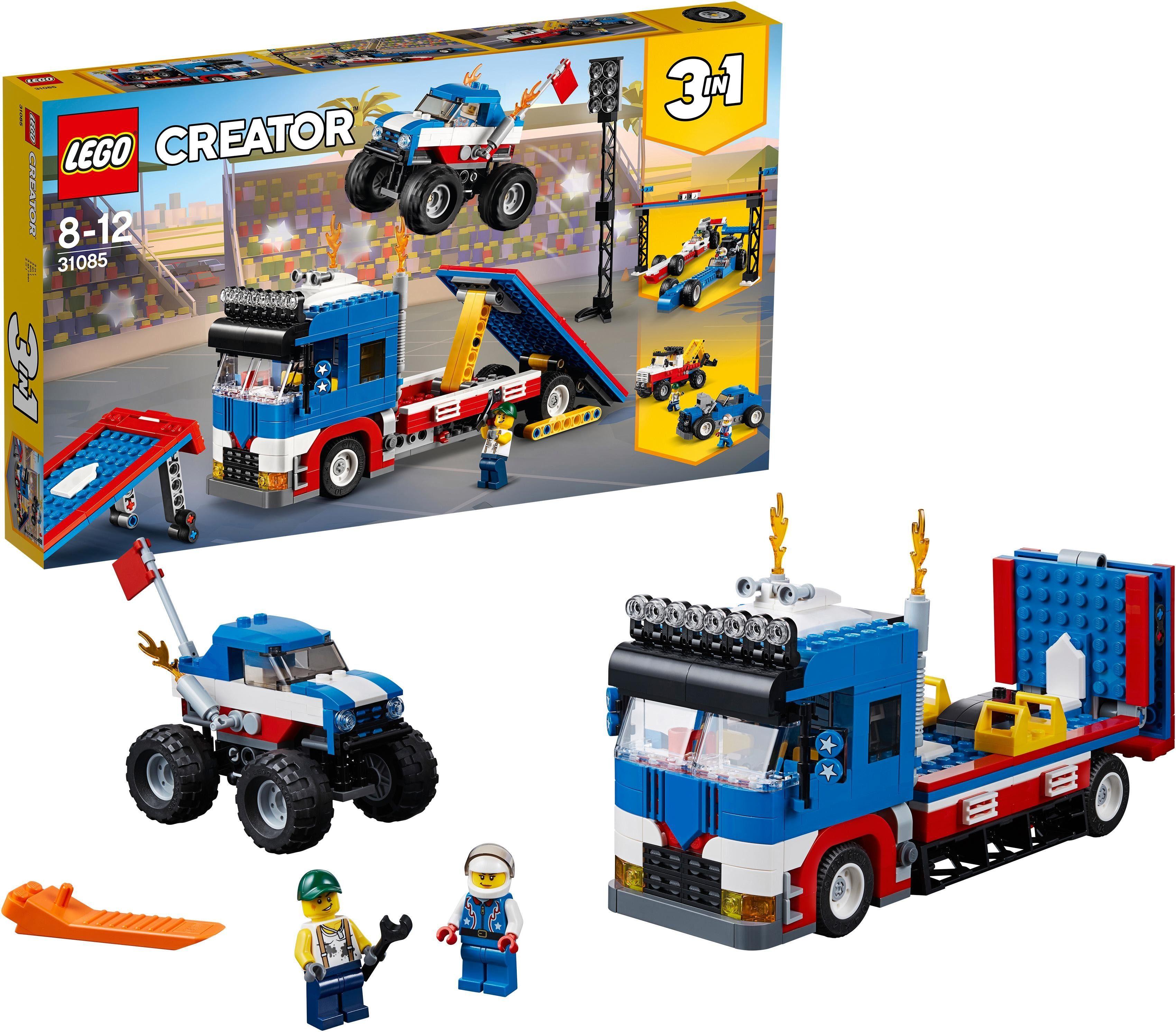LEGO® Stunt-Truck-Transporter (31085), »LEGO® Creator«
