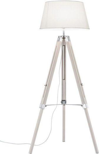 TRIO Leuchten Stehlampe »TRIPOD«, 1-flammig