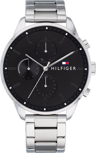 TOMMY HILFIGER Multifunktionsuhr »CASUAL, 1791485«