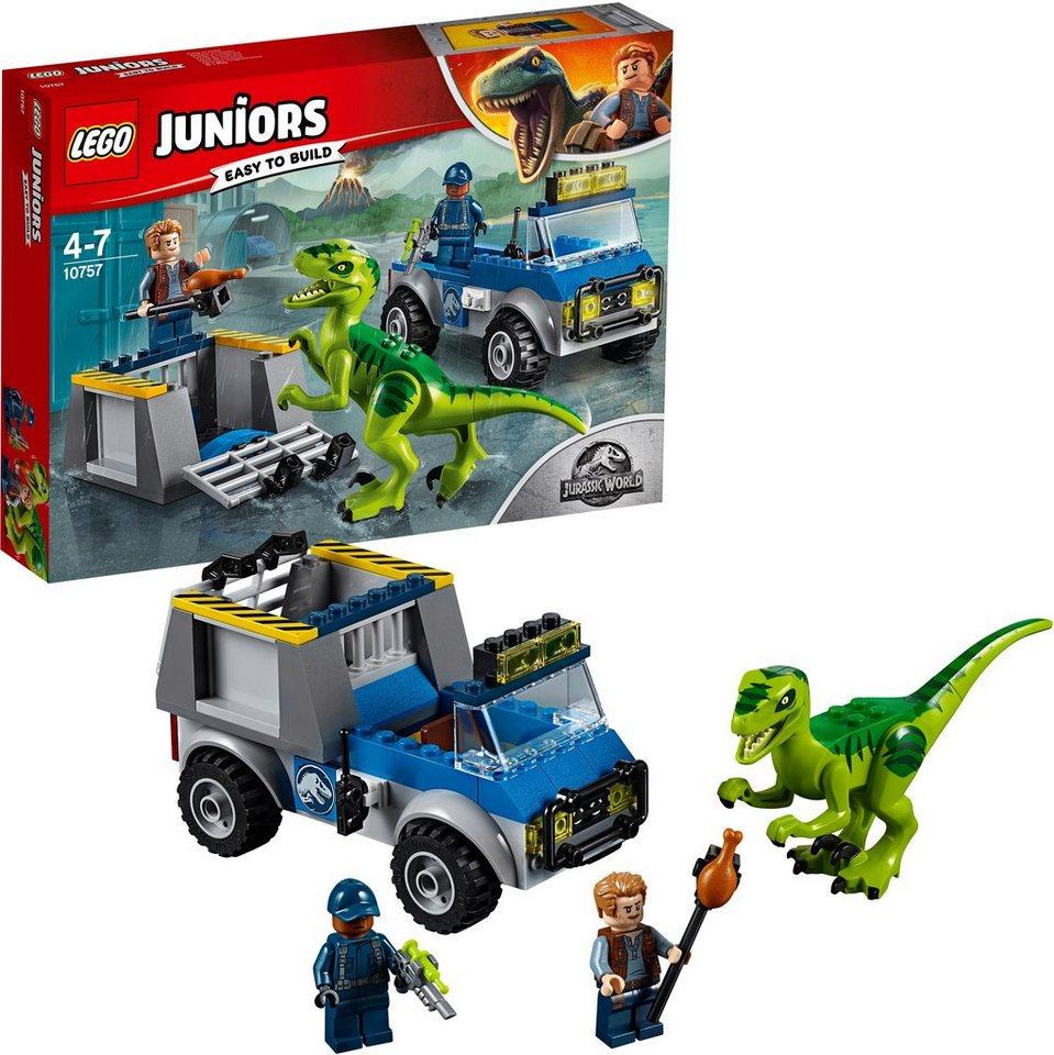 LEGO® Raptoren Rettungstransporter (10757),  LEGO® Juniors  online kaufen