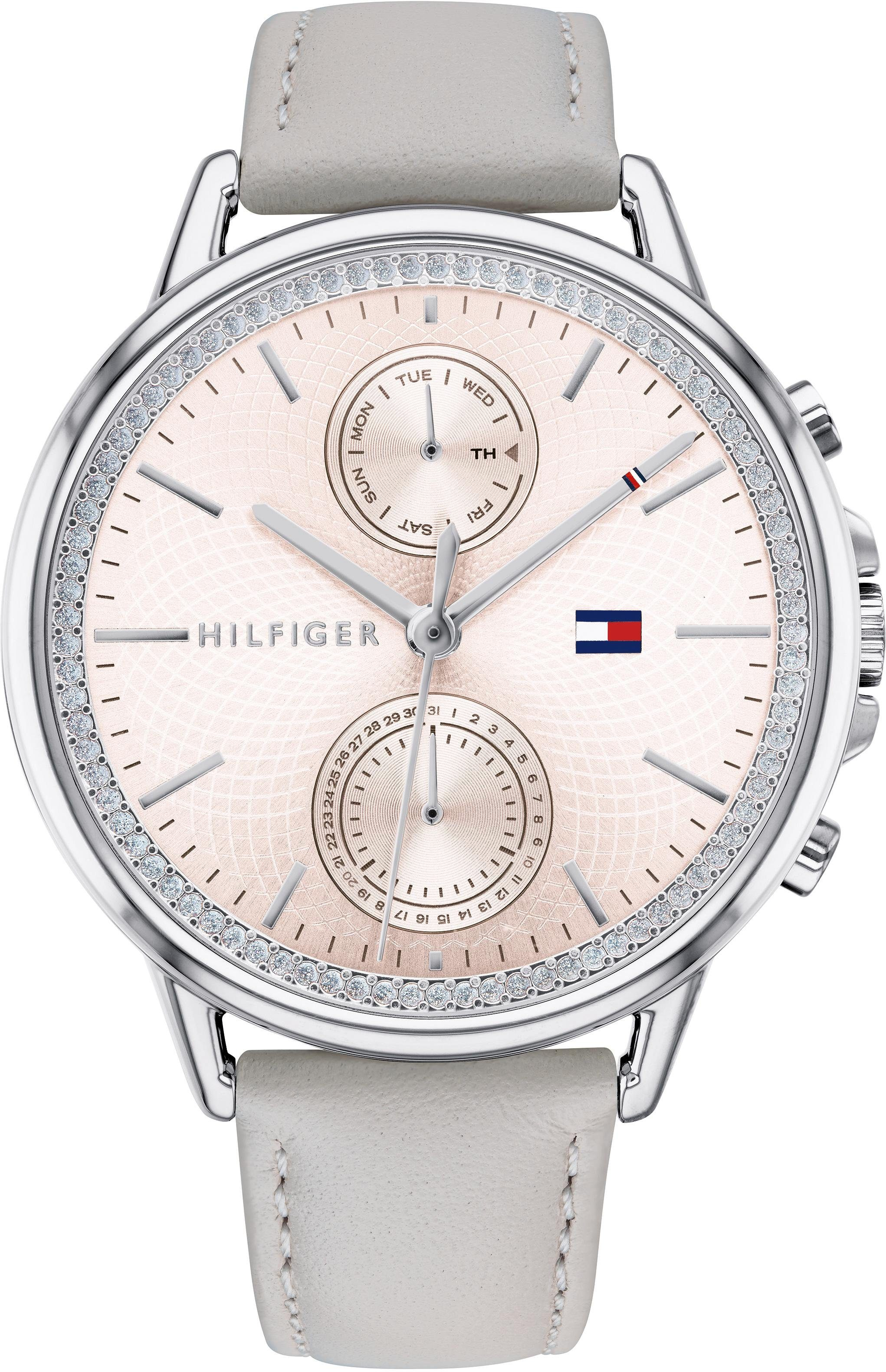 Tommy Hilfiger Multifunktionsuhr »DRESSED UP, 1781914«