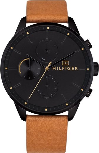 TOMMY HILFIGER Multifunktionsuhr »CASUAL, 1791486«