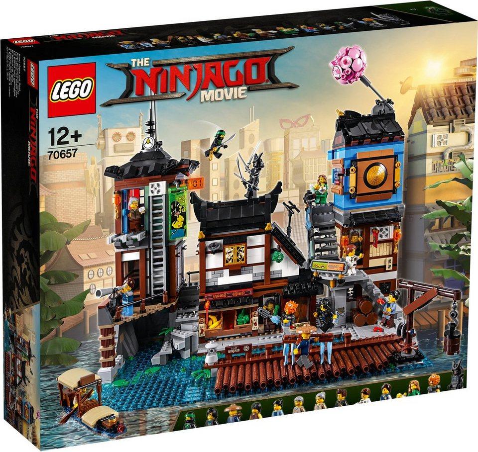 LEGO® NINJAGO® City Hafen (70657),  THE LEGO® NINJAGO® Movie™  online kaufen