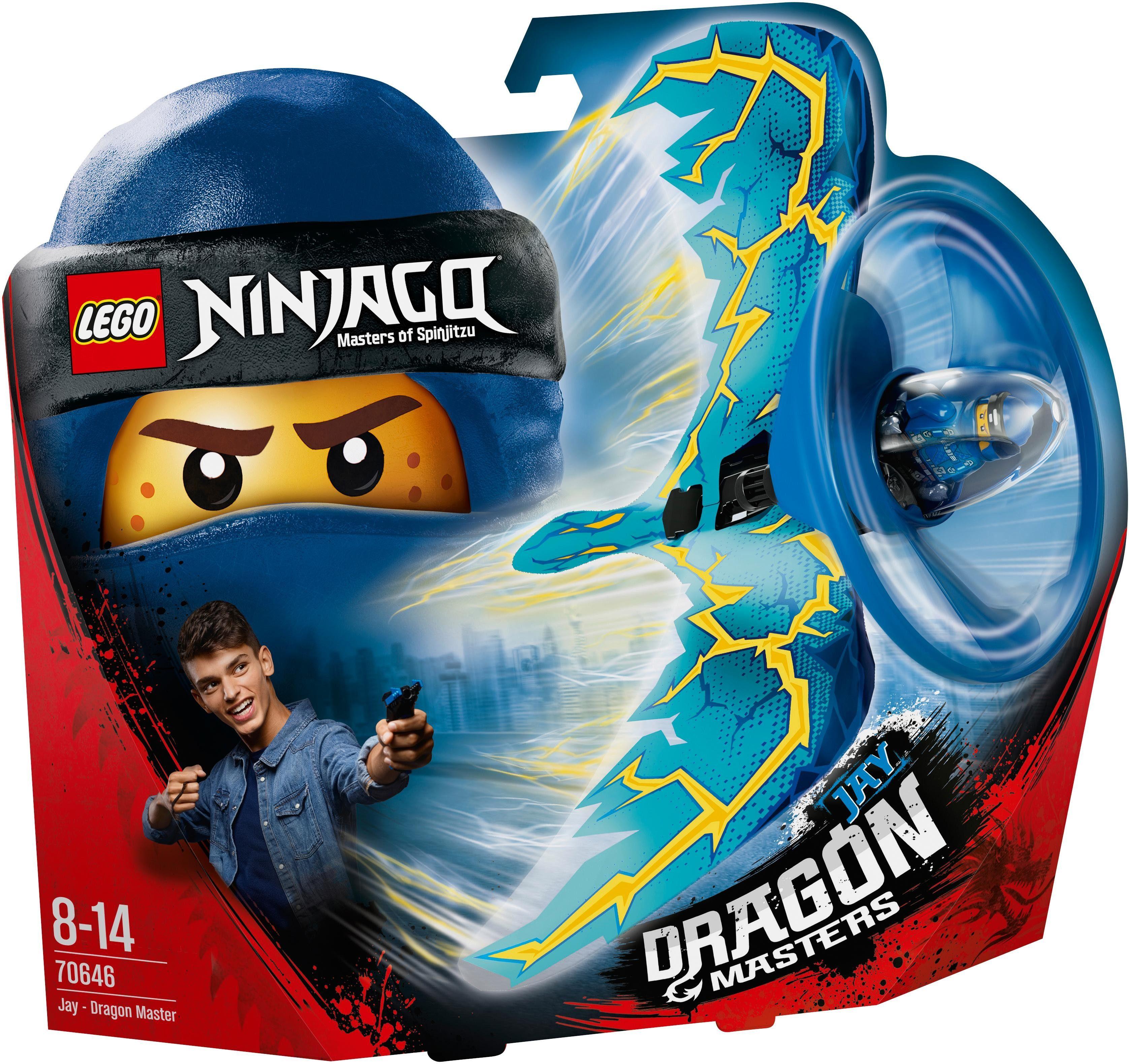 LEGO® Drachenmeister Jay (70646), »LEGO® NINJAGO®«