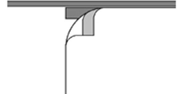 Vorhang Mikado, Neutex for you!, Paneelwagen (1 Stück), Schiebevorhang mit Alupaneelwagen online kaufen