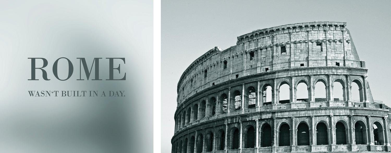 Leinwandbild »Rome« 2er-Set