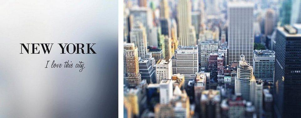 Leinwandbild »New York« 2er-Set online kaufen | OTTO