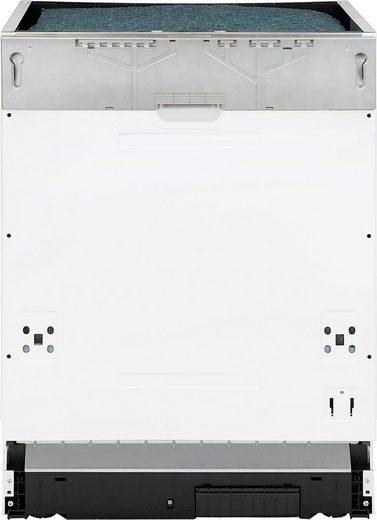 vonReiter vollintegrierbarer Geschirrspüler, VREGSP60113E, 11 l, 13 Maßgedecke