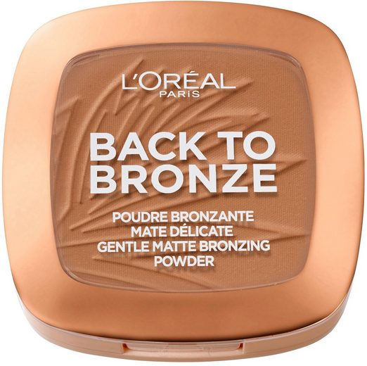 L'ORÉAL PARIS Bronzer-Puder »Back to Bronze«