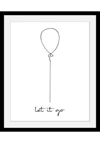 Paveikslas »Luftballon«