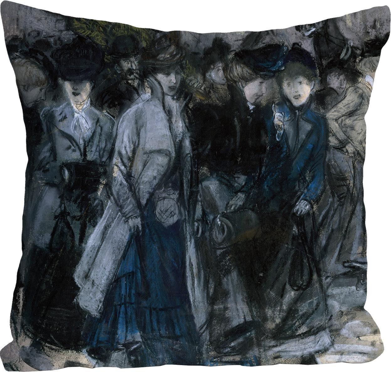Kissenhülle »Frauen« 40/40 cm